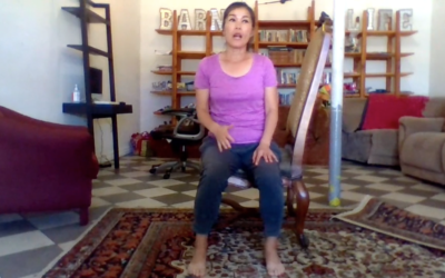 Wednesday 7/29/20 4P Qigong Exercises