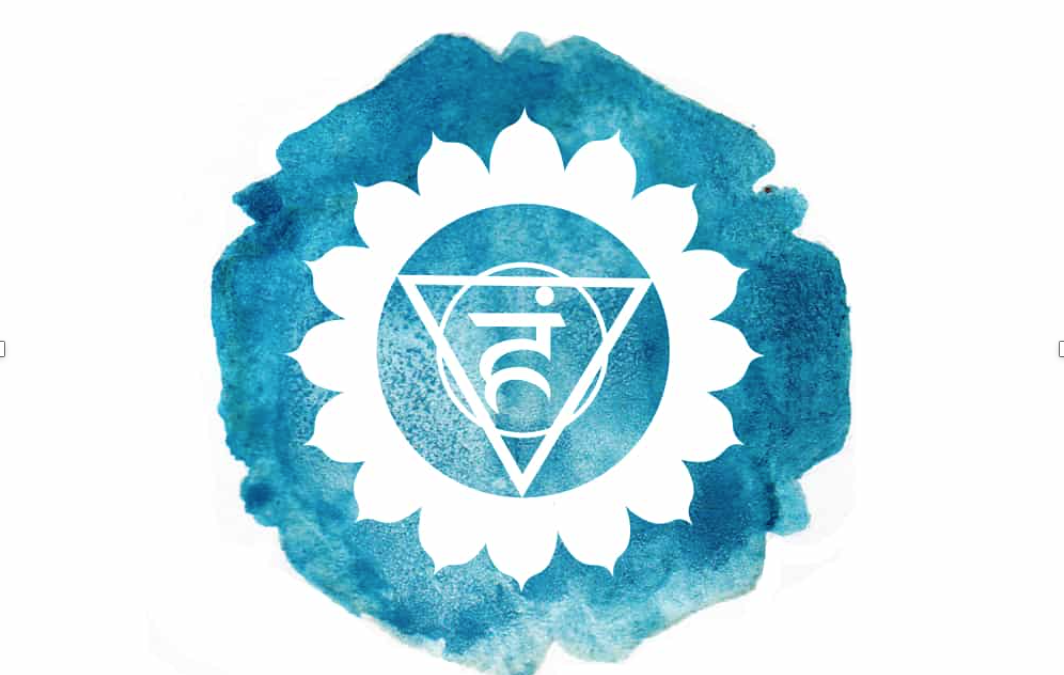 Weekly Theme: the Throat Chakra