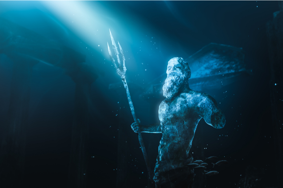 Weekly Theme: Poseidon