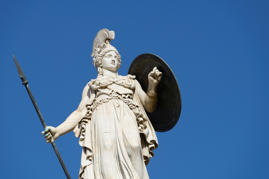 Weekly Theme: Athena