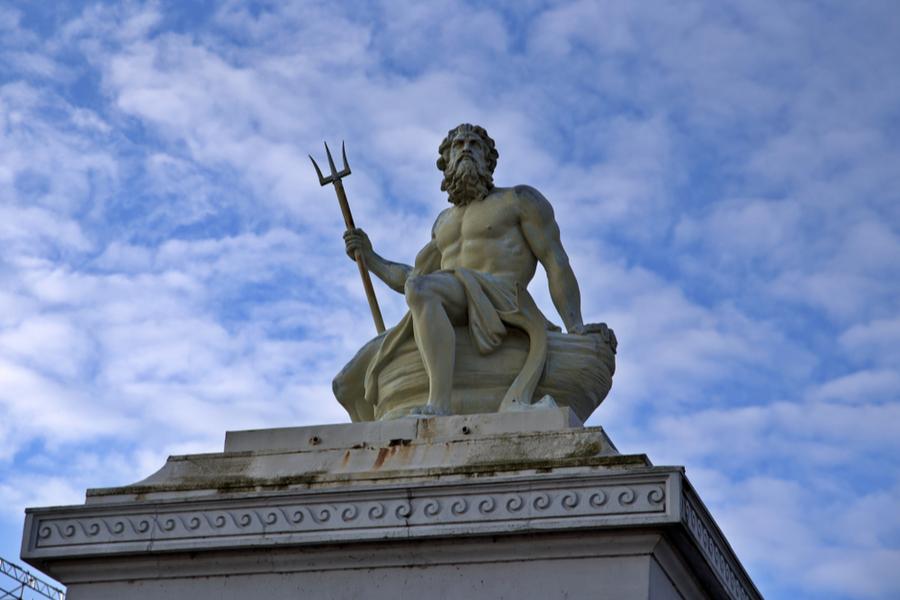 Weekly Theme: Poseidon